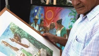 Destacado pintor yucateco será reconocido con la medalla Bellas Artes 2018