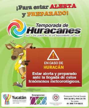 TEMPORADA DE HURACANES