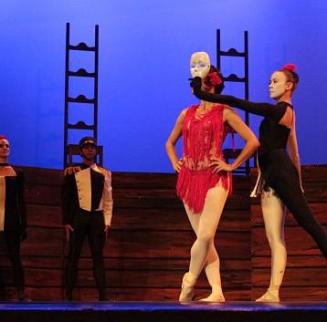 Fin de semana navideño con ballet clásico