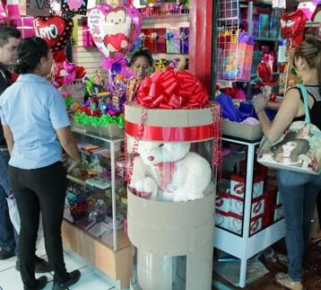 Festejos del amor y la amistad dejarán ventas por $525 millones de pesos
