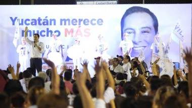 Yucatán tendrá la mejor policía de Latinoamérica : Vila