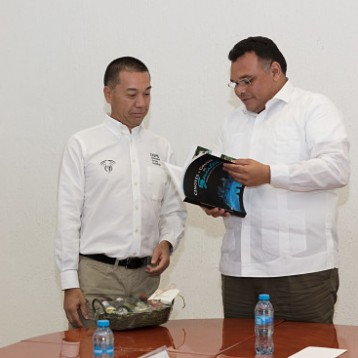 Firma japonesa planea invertir 50 mdd en moderna planta en Yucatán