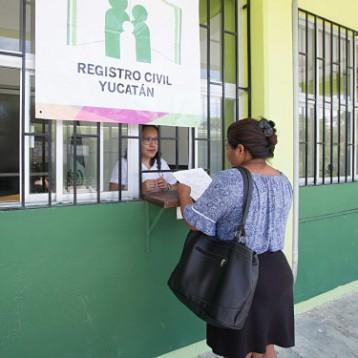 Abren dos nuevas Oficialías en Tizimín