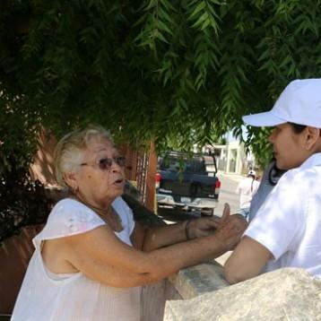 Tenemos que hacer equipo para que Mérida sea una mejor ciudad: Mary Tony Gasque