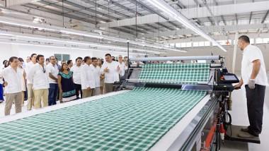 Automatizan la producción de la guayabera yucateca