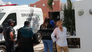 Brindan apoyo a familia de mujer asesinada en el sur de Mérida