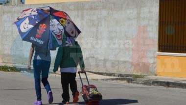 Pronostican condiciones estables para el fin de semana en la Península de Yucatán
