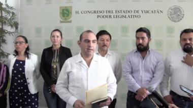 Diputados del PRI defienden al ex gobernador Rolando Zapata (Video)