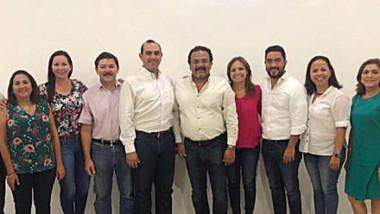 Municipios más fuertes, harán más fuerte a Yucatán: PRI
