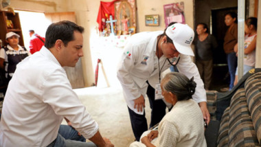 Médico a Domicilio ya atendió a más de 3 mil pacientes