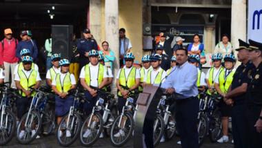 Inicia operativo Decembrino de Seguridad en el Centro