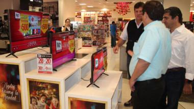 Televisores, computadoras, celulares y tabletas, lo que más compran los yucatecos durante el Buen Fin