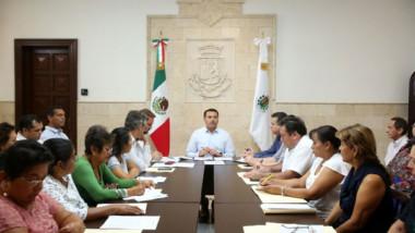 Aprueban obras por $56.8 millones de pesos para Mérida