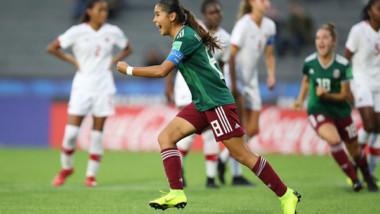 México, va por el título de Mundial Femenil
