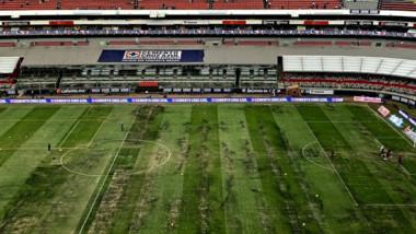 Descuido del Estadio Azteca provoca un daño irreparable a la imagen de México: Canaco