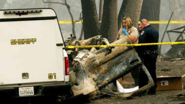 California: Central eléctrica sería responsable de incendios