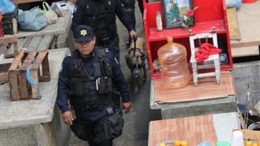 La Policía Municipal blindará el Centro por compras navideñas