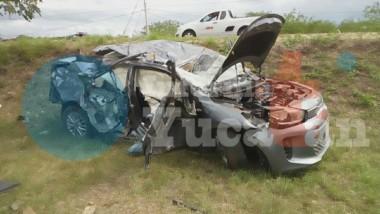 Accidentada mañana en Mérida