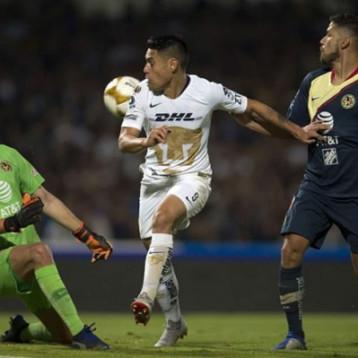Pumas y América dejan en suspenso el pase a la final