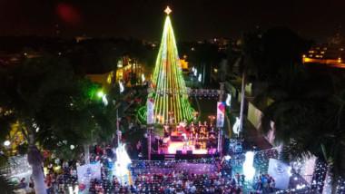 La Navidad llega a Mérida