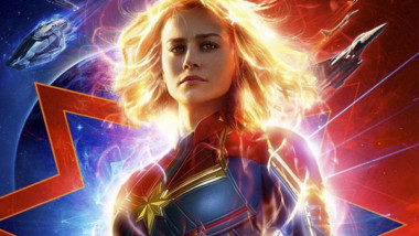 "Revelan nuevo póster de ""Capitana Marvel"""