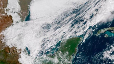 Frente Frío provocará fuertes lluvias este domingo