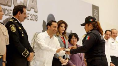 Yucatán no bajará la guardia en seguridad
