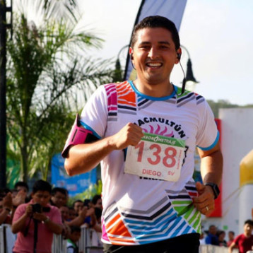Celebran 177 aniversario de Tekax con carrera atlética Chacmultún
