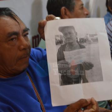 """""""En Yucatán, le están robando sus tierras al más jodido"""""""