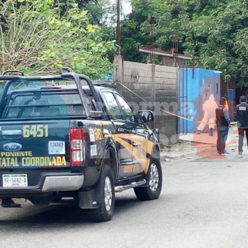 Identificado el presunto homicida de mujer en la col. Francisco I. Madero