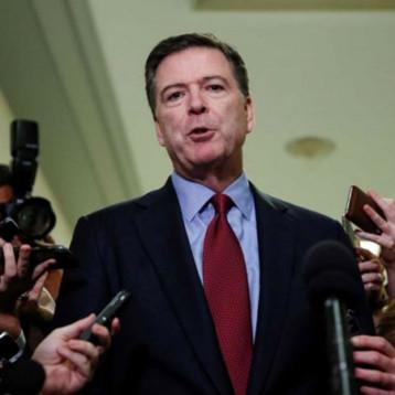 Acusa Trump al exdirector del FBI de mentir ante el Congreso