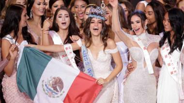 La mexicana Vanessa Ponce de León gana certamen Miss Mundo 2018