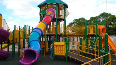 Yucatán tendrá parques públicos para niños con discapacidad
