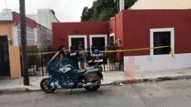 Asalto a mano armada en el Centro de Mérida
