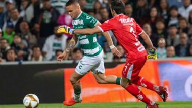 Monterrey deja fuera al campeón Santos