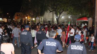 Habrá cierre de calles por festividades a la Virgen de Guadalupe