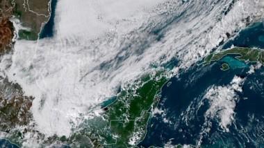 Frente Frío 16 afectará a Yucatán con temperaturas de hasta 10º C
