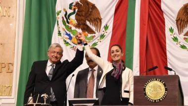 Claudia Sheinbaum toma protesta como jefa de Gobierno de CDMX