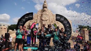 Más de 4,000 corredores en el Marathón Mérida Banorte 2020