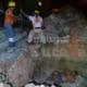 Rescatan a vecino de Oxcum que cayó al sumidero de su casa