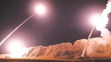 Irán ataca bases militares de Estados Unidos en Irak