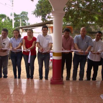 Abren en Tekax el Centro de Apoyo al Desarrollo Rural