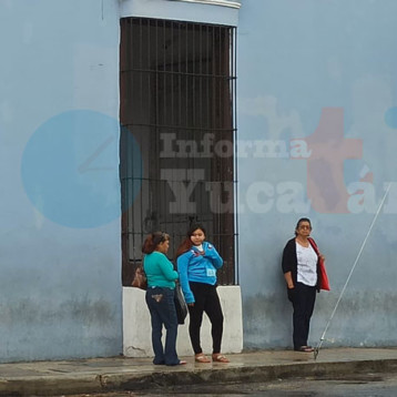'Heladez' en Yucatán, Maní amaneció a 7 grados, Mérida a 12.8