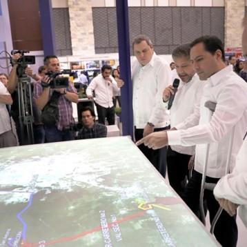 Iniciará la construcción de la nueva planta de energía en Yucatán
