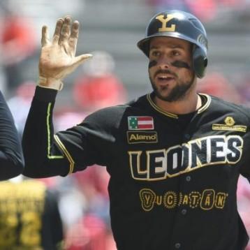 El italiano Alex Liddi está listo para rugir con Leones este 2020