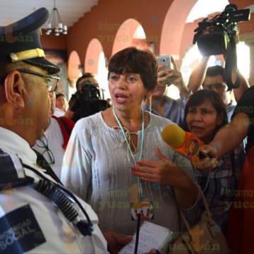 Solicitan protección a la Policía Municipal para nueva marcha contra la represión ciudadana