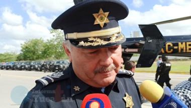 Investiga Policía Municipal 'disparo accidental' en el Olimpio