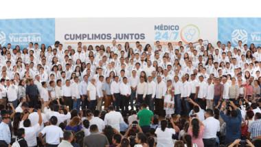 """""""Médico 24/7"""" ya tiene cobertura en todo Yucatán"""