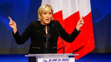 Marine Le Pen anuncia su candidatura a las presidenciales de 2022