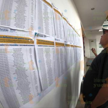 Más de dos mil pescadores quedaron fuera del censo y sin apoyos